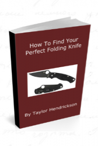 free book on how to find the perfect folding blade